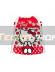 Saco mochila Hello Kity - Cerezas 42cm