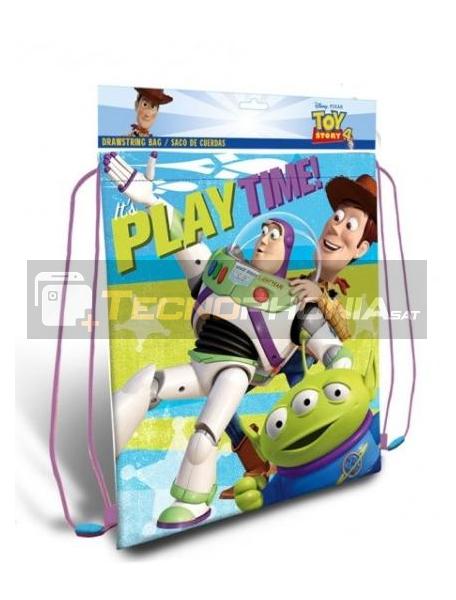 Saco Mochila Disney Toy Story 40x30cm
