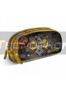 Estuche portatodo 3 cremalleras Harry Potter - Quidditch Huf