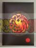 Libreta Premium con luz Juego de Tronos - Targaryen