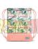 Saco mochila Ohmypop - Flamenco Tropical 48x35x1cm