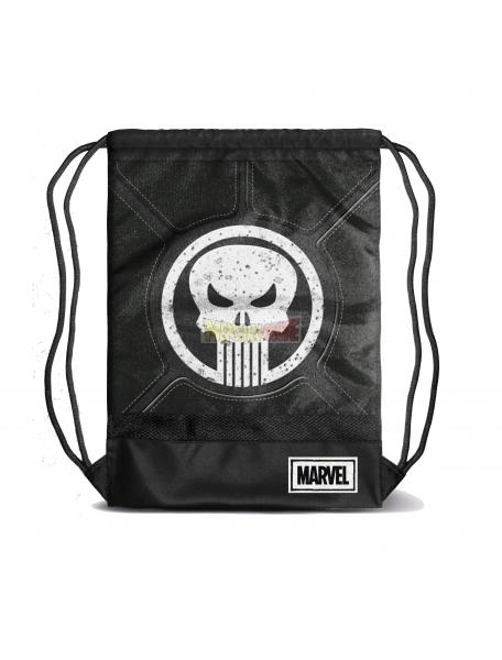 Saco Mochila Punisher Marvel 48x35x1cm