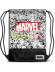 Saco Mochila Marvel - Brick 48x35x1cm