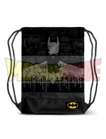 Saco Mochila Batman - Gothan 48x35x1cm