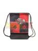 Saco Mochila Harley Quinn - Puddin 48x35x1cm