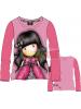 Camiseta manga larga niña Gorjuss - Lazo rosa 10 años