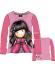 Camiseta manga larga niña Gorjuss - Lazo rosa 12 años