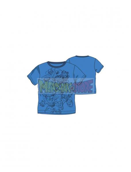 Camiseta niño manga corta Dragon Ball Z azul 8 años