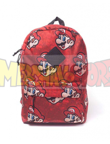 Mochila Nintendo Super Mario 44cm