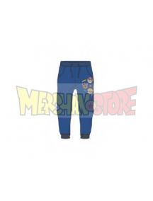 Pantalón chandal niño Patrulla Canina azul 5 años 110cm