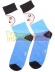 Calcetines largos Adventure Time - Finn Talla 43-46