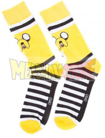 Calcetines largos Adventure Time - Jake Talla 39-42