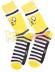 Calcetines largos Adventure Time - Jake Talla 43-46