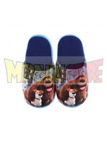 Zapatillas infantiles Mascotas Talla 25 - 26