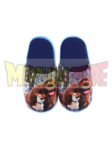 Zapatillas infantiles Mascotas Talla 27 - 28
