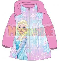 Abrigo niña Frozen Talla 5 - 110cm rosa