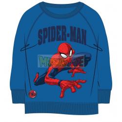 Sudadera Marvel - Spiderman azul 5 años - 110cm
