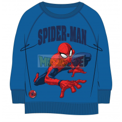 Sudadera Marvel - Spiderman azul 9 años - 134cm