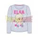 Camiseta manga larga niña Frozen - Elsa gris 7 años 122cm