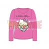 Camiseta niña manga larga Hello Kitty - Angel corazón rosa 4 años 104cm