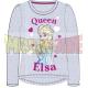 Camiseta niña manga larga Frozen - Elsa Queen gris 6 años 116cm