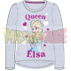 Camiseta niña manga larga Frozen - Elsa Queen gris 9 años 134cm
