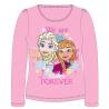 Camiseta manga larga niña Frozen - We are sisters forever rosa 8 años 128cm