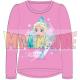 Camiseta manga larga niña Frozen - Keeping the magic alive rosa 5 años 110cm