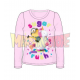 Camiseta manga larga niña Minions - Sugar Rush rosa 8 años 128cm