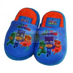 Zapatilla niño PJ Masks azul - roja Talla 23 - 24