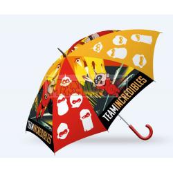 Paraguas manual Los Increíbles 2 41cm