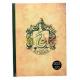Libreta Premium con luz Harry Potter - Slytherin