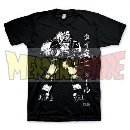 Camiseta Titanfall - Atoruso Talla M