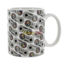 Taza cerámica Nintendo - Mando Super Nes