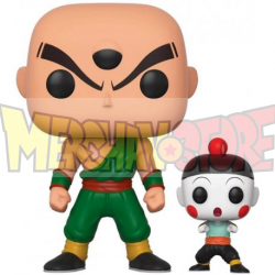 Figura Funko POP 384 Dragon Ball Súper - TENSHINHAN & TIEN