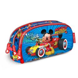 Estuche portatodo Mickey Mouse - Racers