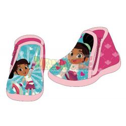 Zapatilla niña bota Princesa Nella Talla 24