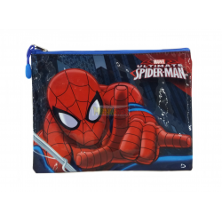 Neceser Marvel - Spiderman Ultimate Transparente 22.5x17cm
