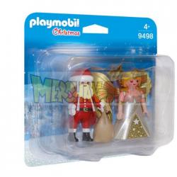 Playmobil - 9498 Papa Noel con ángel