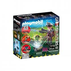 PLAYMOBIL 9348, CAZAFANTASMAS RAYMOND STANTZ