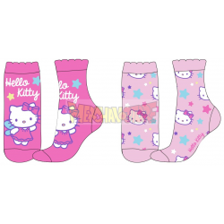Pack de 2 calcetines Hello Kitty Talla 23-26