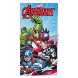Toalla de playa Marvel - Los Vengadores microfibra poliéster