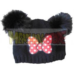 Gorro de invierno infantil Disney - Minnie Mouse 52cm