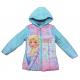 Abrigo niña Frozen Talla 4 - 104cm celeste