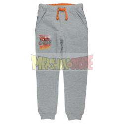 Pantalon chándal niño Blaze y los Monster Machines gris 5 años 110cm