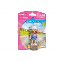 Playmobil - 9338 Adolescente con skate