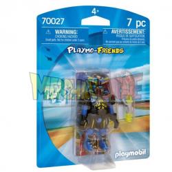 Playmobil - 70027 Agente espacial