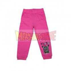 Pantalón de chándal niña Furby rosa 7 años 122cm