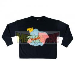 Sudaderea adulto Dinsey - Dumbo Talla L
