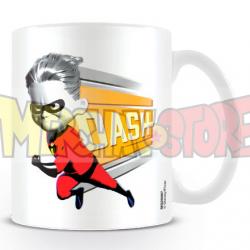 Taza cerámica 315ML Los Increíbles - Dash